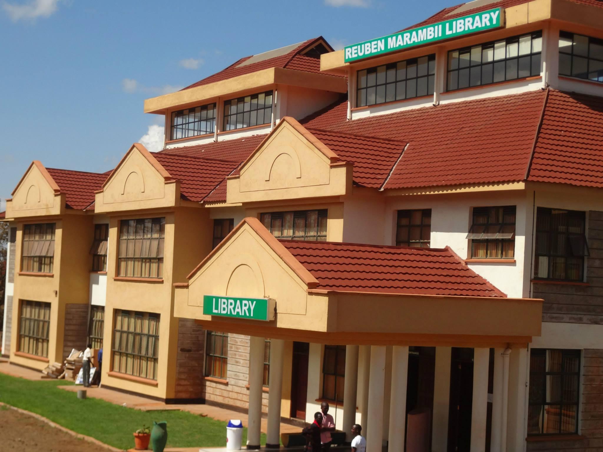 Reuben Marambii Library